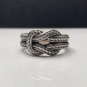 David Yurman Maritime Reef Knot Ring
